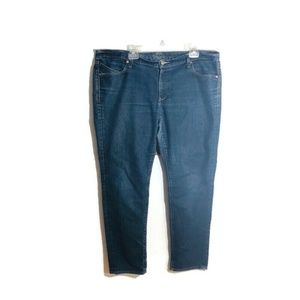 Old Navy The Diva Straight Leg Jeans Size 18